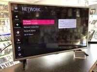 """LG 32"""" 1080p Smart LED TV"""