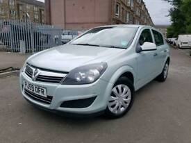2009 VAUXHALL ASTRA MINT CONDITION 1YEAR MOT