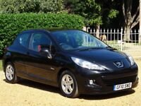 2010 Peugeot 207 1.4 Verve 3dr CAMBELT JUST CHANGED+BLUETOOTH PHONE