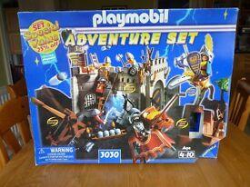 Playmobil Castle adventure set