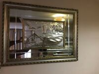 Creazioni Artistiche Made in Italy Mirror/3D 925 Silver Scene