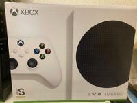 Brand new sealed Xbox Series s warranty and receipt