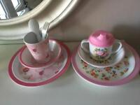 Two Cath kidston childrens sets