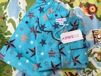 Boys Pyjamas, suit age 5 - new and never used.