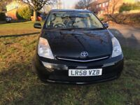Toyota Prius Hybrid Electric 1.5 Automatic 2008 (58 Plate)