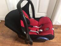 Maxi Cosi push chair with car seat