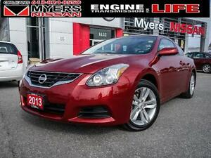 2013 Nissan Altima 2 dr coupe, only 41,884 KM