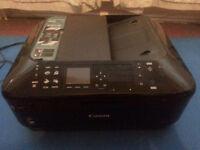 Print - Copy - Scan - Fax Canon Pixma