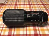 Canon FD 70-210 F/4