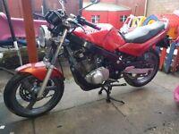 Suzuki gs500e 1993 spares or repairs