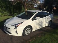 NEW SHAPE Toyota Prius PCO car for hire - £220p/w - Uber Ready - Young drivers welcome!