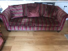 Striped sofa for sale