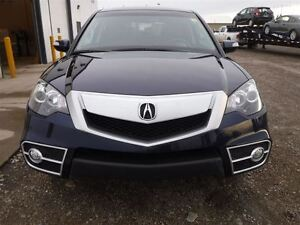 2011 Acura RDX Tech Package Navigation Bluetooth Heated Seats