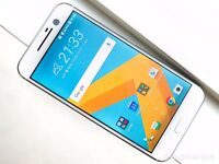 HTC10 SILVER/WHITE