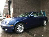 JAGUAR S-TYPE V6 SE AUTO FULL CREAM LEATHER