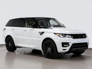 2016 Land Rover Range Rover Sport V8 Supercharged Dynamic @2.9%