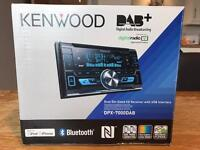 Kenwood DPX7000DAB car stereo