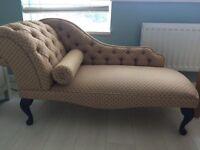 Stunning chaise lounge