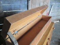 WoodenTool Storage box