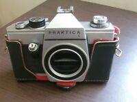 Praktica L SLR Film Camera body only