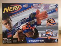 Nerf Stockade N-Strike Elite Gun