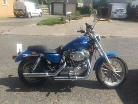 Harley Davidson 883 sportster