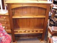 """REDUCED- """"DUCAL"""" SOLID PINE DRESSER TOP"""