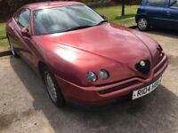 1998 Alfa Romeo GTZ Coupe, In Excellent Condition READ DESCRIPTION - NO KEYS