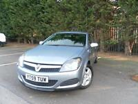 2009 Vauxhall Astra Sport Coupe 1.4 Petrol 3dr 26000 Miles + MOT + Recent Service Drives Like New