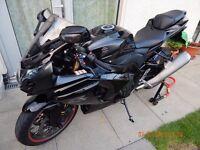 SUZUKI GSXR 1000 /2010 /12000 mile /6099pound