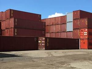 Shipping Containers in Tamworth - 20' from $1980 inc gst Tamworth Tamworth City Preview