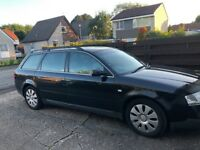 Audi A6 Avant V6 30V petrol automatic for spare or repair