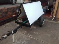 Advertising Trailer/motorcycle trailer
