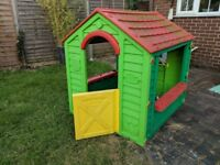 Keter plastic playhouse for sale