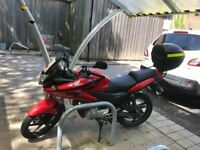 HONDA CBF125cc - VERY RECENT MOT - NEW CHAIN & SPROCKETS
