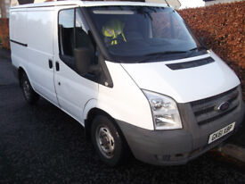 Ford Transit T300 85 just 58,000 with FSH