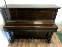 Beautiful Mahogany 'Allison' Upright Console Piano - CAN DELIVER
