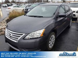 2014 Nissan Sentra SV BLUETOOTH! CRUISE CONTROL! POWER PACKAGE!