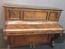 FREE FREEE - Vintage Berlin piano: timber in good working condition Ingleburn Campbelltown Area Preview
