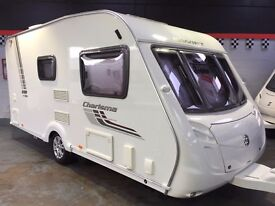 SWIFT CHARISMA 230, 1 OWNER, 2 BERTH, MOTOR MOVER, FSH, FULL EXTRAS CARAVAN IS AS NEW MUST VIEW