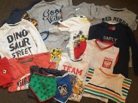 Boys clothing bundle, age 4-6