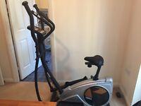 York Fitness Cross Trainer &Exercise Bike