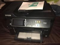 Epson workforce WF-7620 All in one A4/A3 inkjet printer Wi-fi