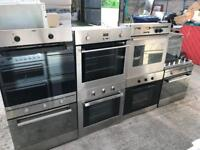 Selection Of Integrated Single Ovens