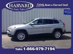 2015 Jeep Cherokee North AWD BACK UP STREAM REDUCED!!