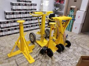 Trailer Auto Stands - Only $495!