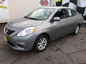 2013 Nissan Versa SV, Automatic, Steering Wheel Controls