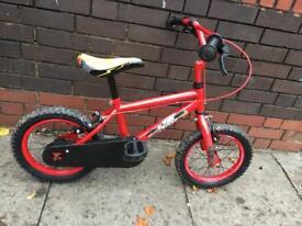 Children bike blazin
