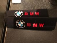 BMW Seat belt Pads