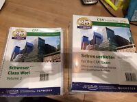 CFA Level 1 Complete Set 2016 (Brand New / Not Opened) - Kaplan Schweser